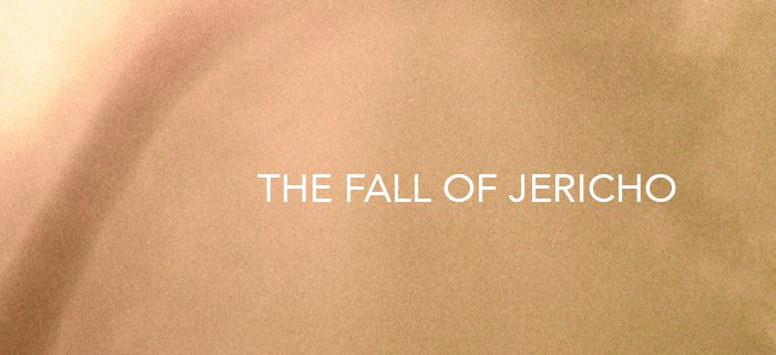 The Fall Of Jericho poster
