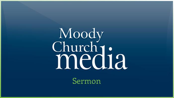 Catching The Thief Called Jealousy | Sermon | Moody Church Media