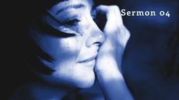 Poster for sermon