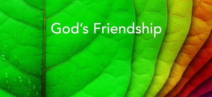 God's Friendship poster