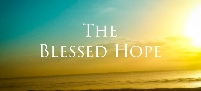 The Blessed Hope poster