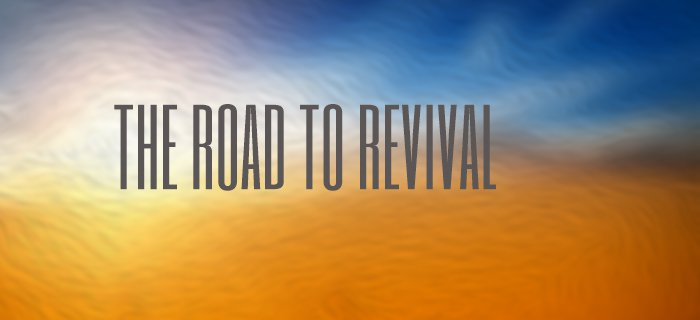 The Road To Revival poster