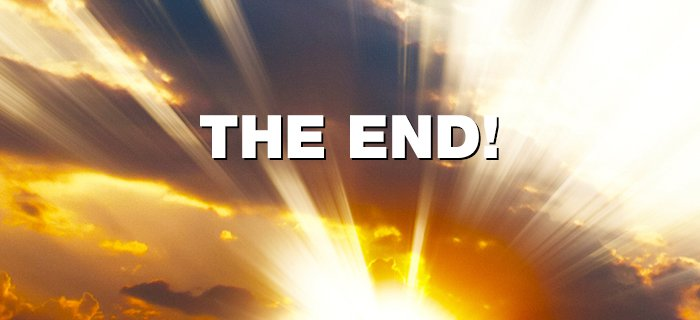 The End! poster