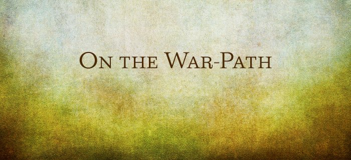 On The War-Path poster