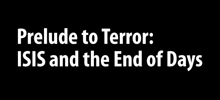 Prelude to Terror poster