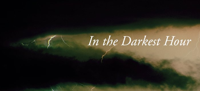 In The Darkest Hour poster