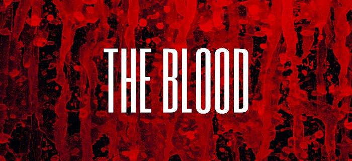 The Blood poster
