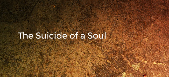 The Suicide of a Soul poster