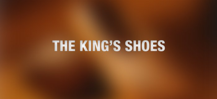 The King's Shoes poster