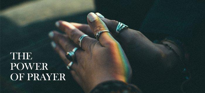 The Power Of Prayer poster