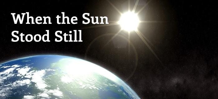 When the Sun Stood Still poster