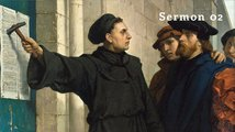 Luther and the Sacraments Poster