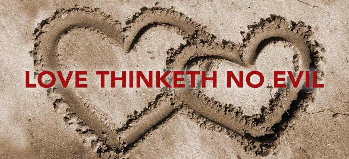 Love Thinketh No Evil poster