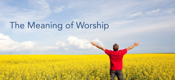The Meaning Of Worship poster