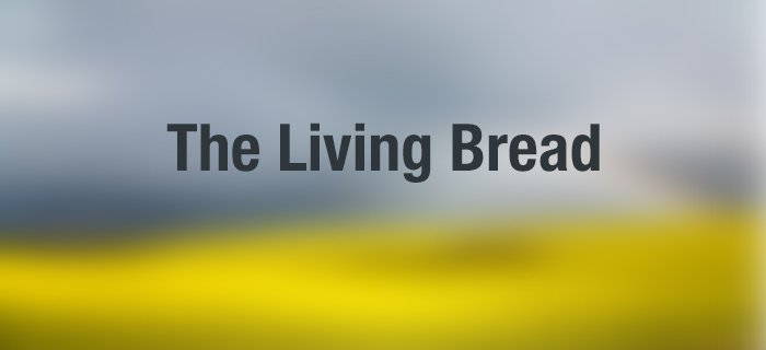 The Living Bread poster