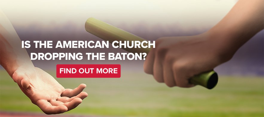 Is the American Church Dropping the Baton?