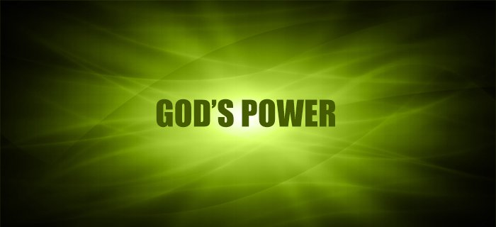 God's Power poster