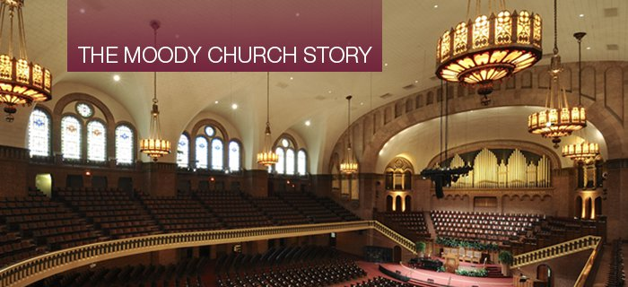 The Moody Church Story poster