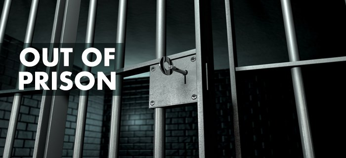 Out Of Prison poster