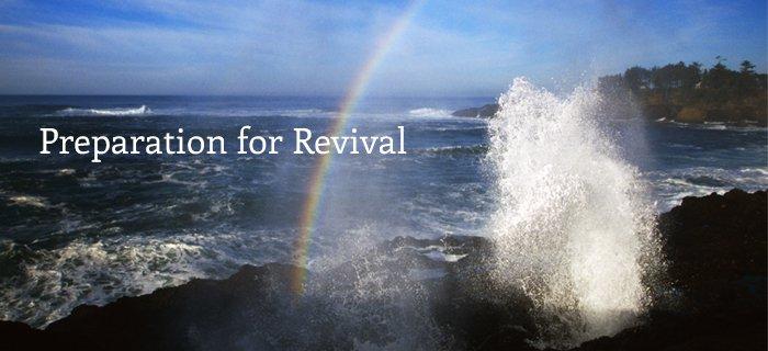 Preparation for Revival poster