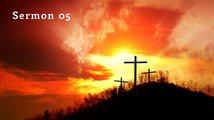 Jesus, Raised ForUs Poster