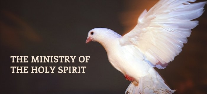 The Ministry of the Holy Spirit poster
