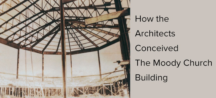 How The Architects Conceived The Moody Memorial Church Building poster