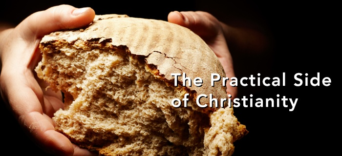 The Practical Side of Christianity poster