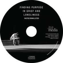 Finding Purpose In Grief And Loneliness -<span class=