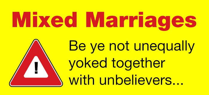 Mixed Marriages poster