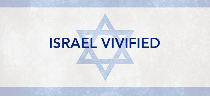 Israel Vivified poster