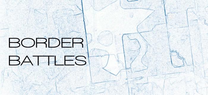 Border Battles poster