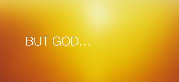 But God… poster
