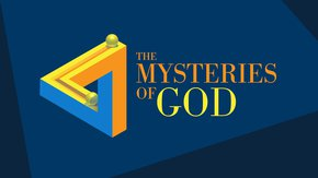 Poster for The Mysteries Of God