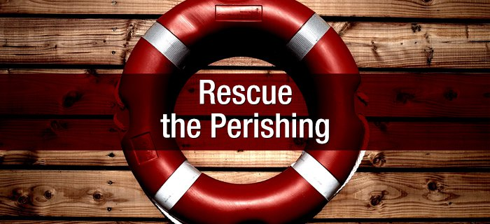 Rescue The Perishing poster