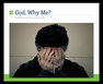 God, Why Me? Cover
