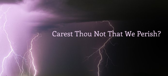 1954-05 Carest Thou Not.jpg