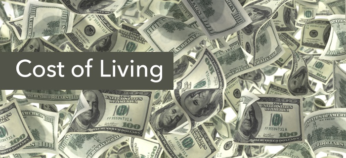 Cost of Living poster