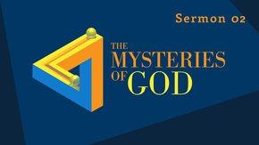 Poster for The Omniscience Of God