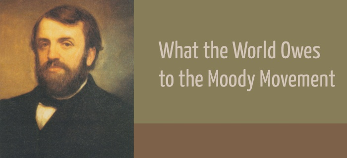 What The World Owes To The Moody Movement poster