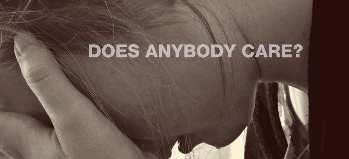 Does Anybody Care? poster