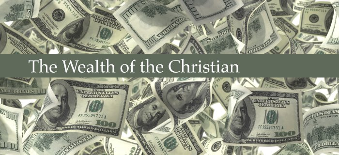 The Wealth Of The Christian poster