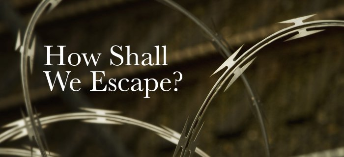 How Shall We Escape? poster