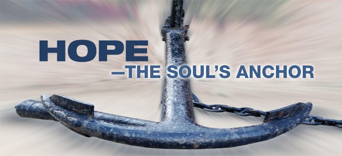 Hope—The Soul's Anchor poster