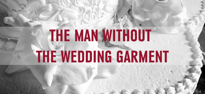 The Man Without The Wedding Garment poster