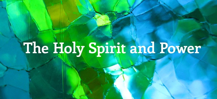 The Holy Spirit and Power poster
