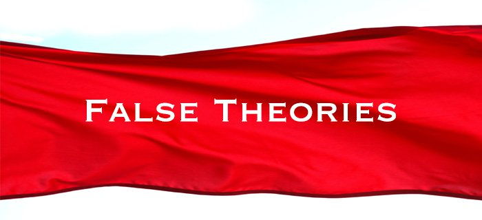 False Theories poster