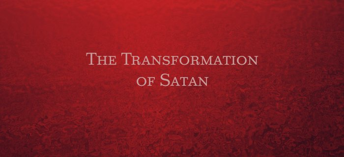 The Transformation of Satan poster