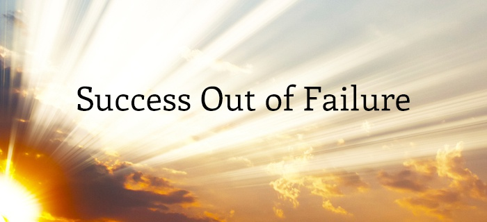 Success Out of Failure poster