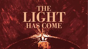 Poster for The Light Has Come